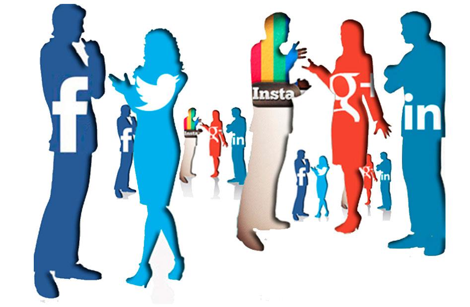 Interações nas Redes Sociais