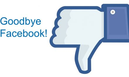Goodbye Facebook?